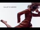 Hermès - Galop d'Hermès, parfum sellier