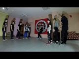 Lady H.I.T. Monster vs Young Playa  Tour 10  Raw League Novgorod the Great