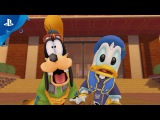 KINGDOM HEARTS HD 1.5 + 2.5 Remix - Familiar Faces and Places  PS4