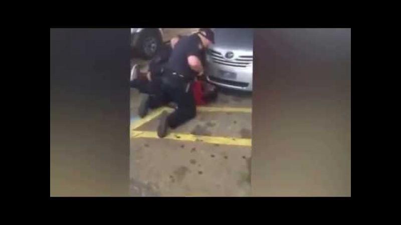 Американские полицейские в упор расстреляли двух Афроамериканцев 18
