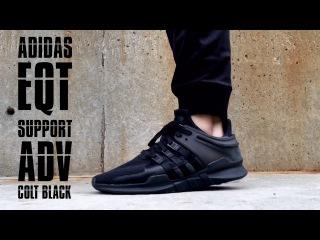 Adidas EQT Blackout | ON-FEET