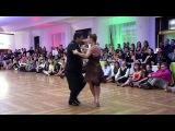 Sebastian Arce  Mariana Montes 6° Bari Tango Congress 1/4