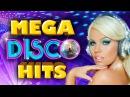 Mega Disco 80's Best Disco Hits Retro Megamix Various Artists