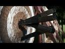 Как метать ножи За лезвие За рукоять Школа Силы г Краснодар