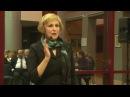 Шокирующее выступление Руты Ванагайте на третьем заседании Интеллектуального клуба Светланы Алексие