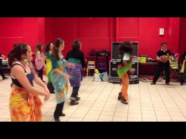 Cie La Batook Eaf Danse avec Tereza Azevedo - 3