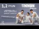 Ummon guruhi Hammamiz birga nomli konsert dasturi 2016