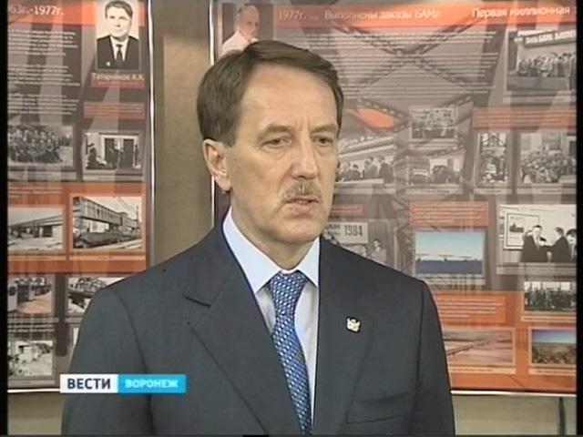 ЗАО «Воронежстальмост» доверили изготовление металлоконструкций Крымского моста