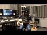 Валерий Долгин о Universum Guitars Elena Alpha