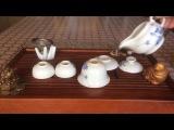 Чайная церемония под минус Басты-Пуэрчик покрепче