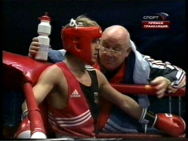 World Cup - Moscow, Russia 2008/54 kg Quarter-finals