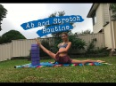 AB AND STRETCH ROUTINE