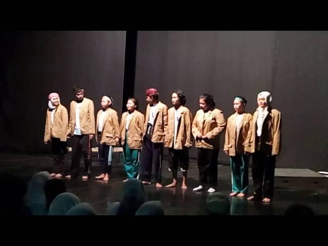 29 OSPEK STKW 2016 presentasi pentas seni kelompok TRI BUANA TUNGGA DEWI