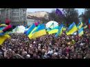 28 ноября 2013 Львов евромайдан Львівський Євромайдан не розходиться 28 листопада
