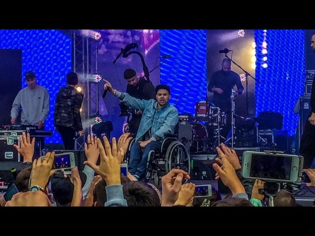 Рем Дигга. Парк Легенд. Большой рэп 2016 (10.09.16)