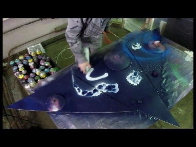 Spray Art sbp   Модульная картина
