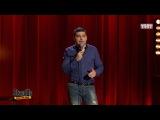 Stand Up: Роман Косицын - О своем детстве, накаченных ногах и мультиках