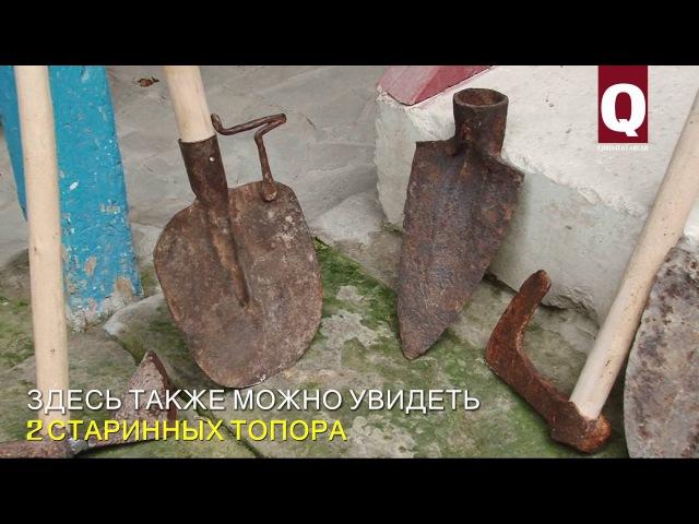 Просто факт: У крымских татар были необычные инструменты для возделывания земли
