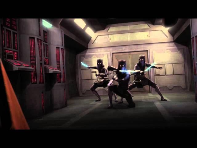 Звездные войны Войны клонов 4 сезон 20 серия