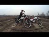 Honda xl 250 500S Обзор