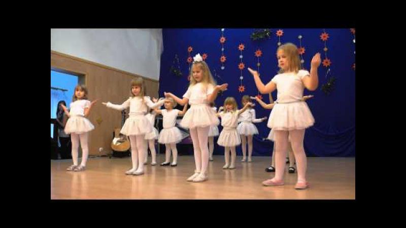 Wstęp Grupy Tanecznej Śnieżynki