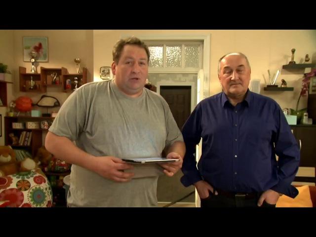 Экскурсия по квартире героев сериала «Воронины» (2016 год, весна) HD 720p