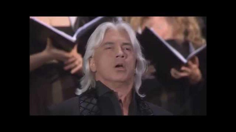 Д. Хворостовский Музыка души и сердца. Хвалите имя Господне | Hvorostovsky Ortodox liturgical chant