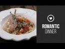 Rabbit In Cream Sauce With Vegetables Around the World Romantic Dinner Gastrolab