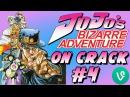 Jo Jo's Bizarre Adventure Crack Humor OMG ANIME WTF PT:4