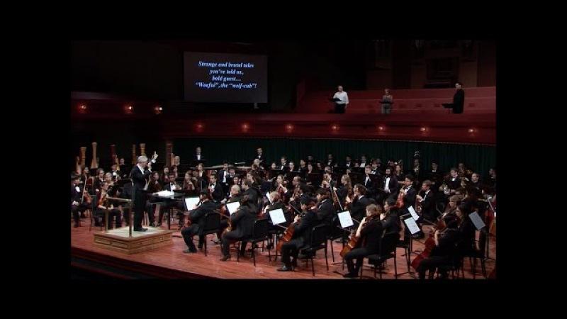 UNT Symphony Orchestra Wagner Die Walküre