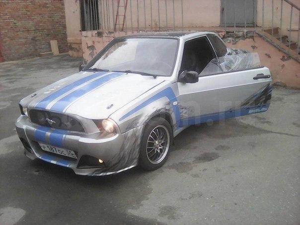 В Омске автовладельца привлекли к ответственности за переоборудование