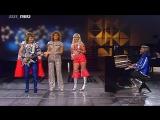 ABBA  - Waterloo (German TV) HQ
