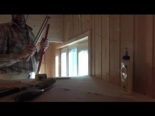 Винтовая лестница, изготовление и установка