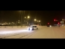 Snow DRift Subaru