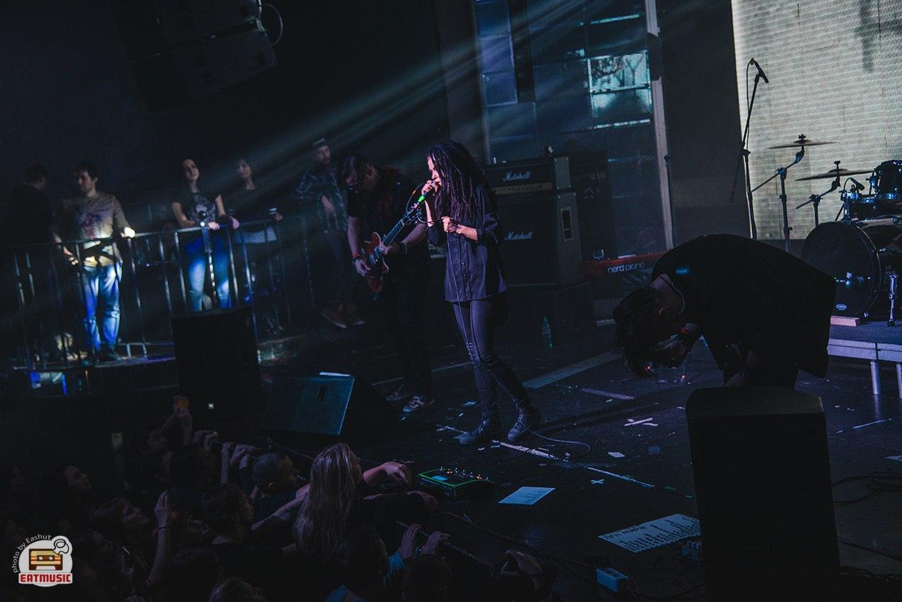 Концерт Нуки в Stereo Hall