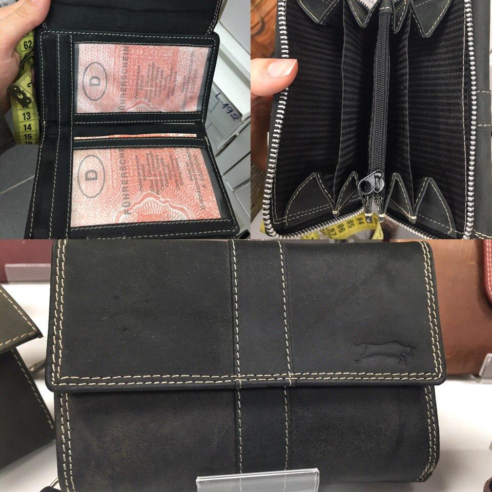 Ремни, кошельки, сумки из натуральной кожи