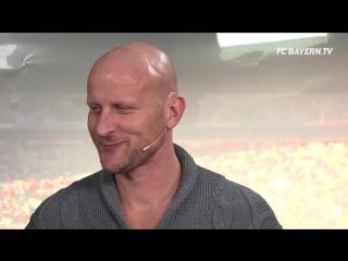 Highlights der FC Bayern Matchday-Show mit Carsten Jancker