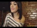 Beautiful Simple Girl On Cam