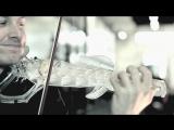 Pauline   скрипка, напечатанная на 3D-принтере...