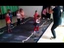 Танцы в Умке - Буратино длинный нос
