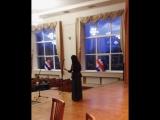 Ирина Яргунина - Ой у вешневому саду (Украинская народная песня?))