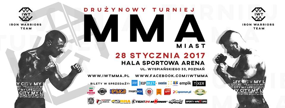 Iron Warriors Team турнир mma