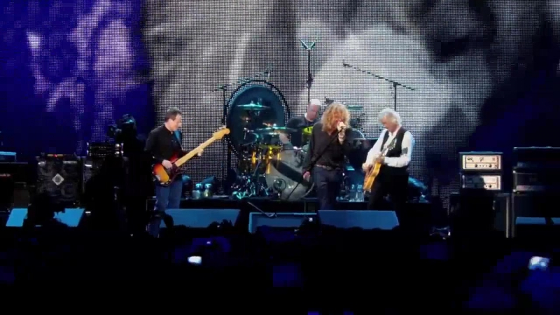 Led Zeppelin ''In My Time Of Dying * For Your Life''