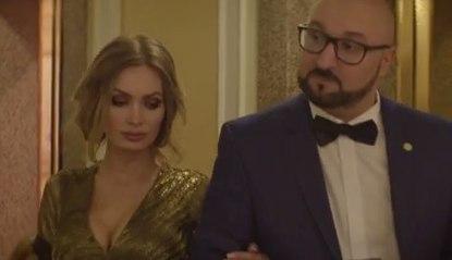 Евгения Феофилактова в клипе SHA MAN - Я люблю её