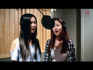 150814 Woolim, Yena - Best Thing I Never Had (Beyoncé) @ cover