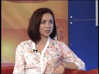 Христина Голуб в ефірі Ранкового Коктейлю на 51 каналі