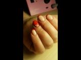 выравнивание ногтевой пластины. идеальные блики. френч