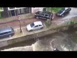 Не самое лучшее место для парковки (6 sec)