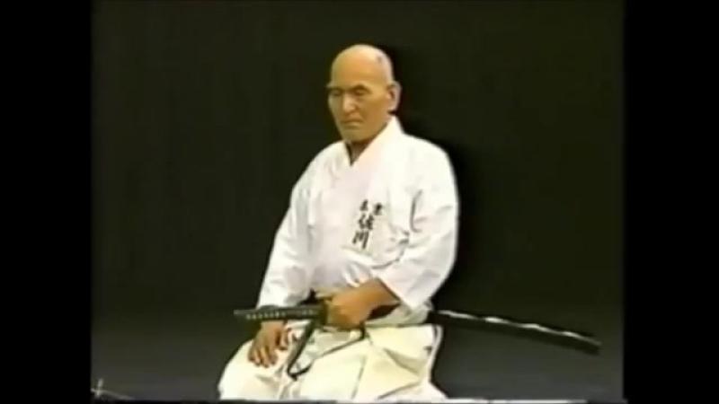 Hakuo Sagawa - Muso Shinden-ryu Omori-ryu