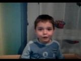 2011.02.04 Илья рассказывает стих